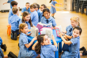 St Michaels Catholic Primary School Stanmore before and after school care