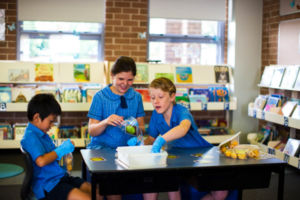 St Michael's Catholic Primary School Stanmore Outreach